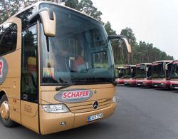 Moderne Busse